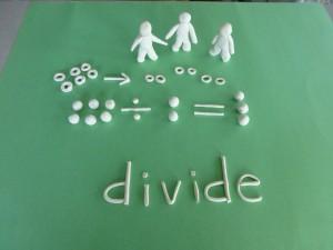 divide green